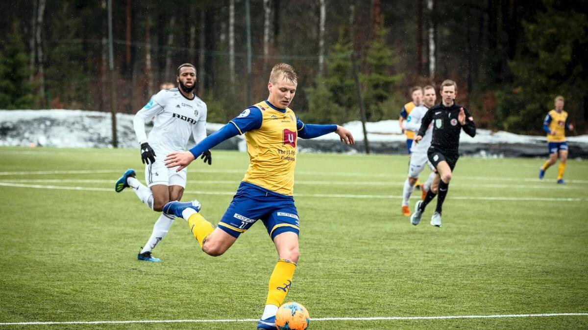 Jervs Ole Marius Håbestad ser frem til fotballfesten borte mot Start.