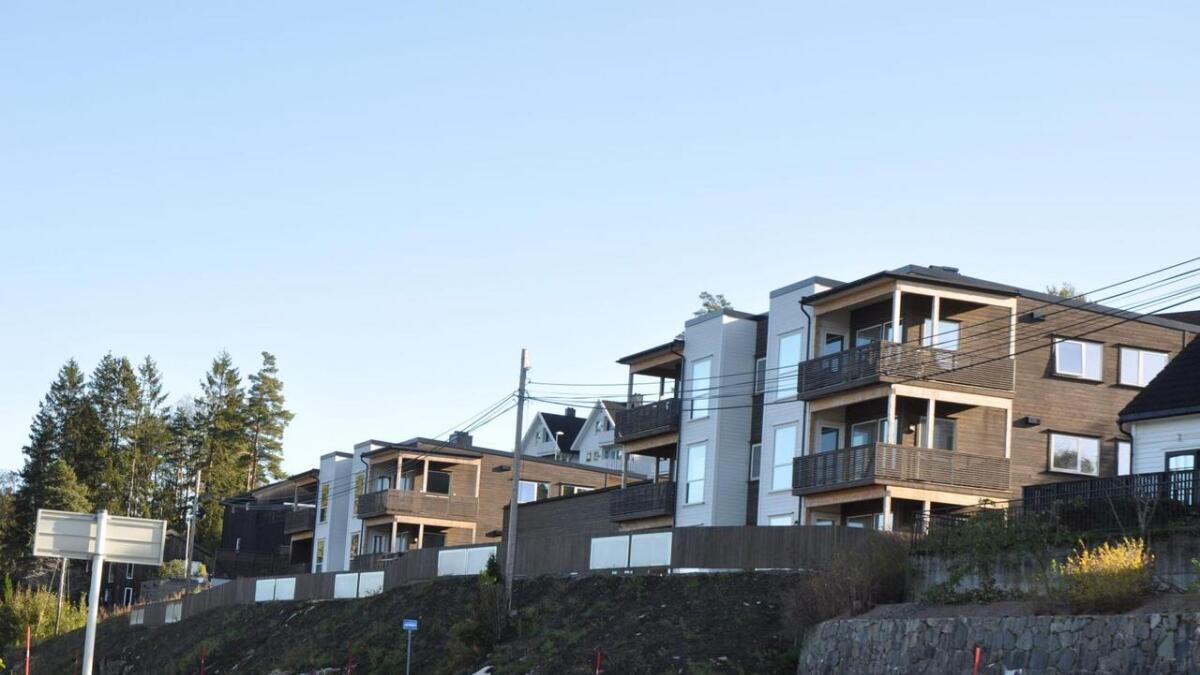 Sameiet i leilighetsprosjektet til Egda Eiendom på Storevoll har kontaktet kommunen fordi de mener leilighetsprosjektet har mangler.