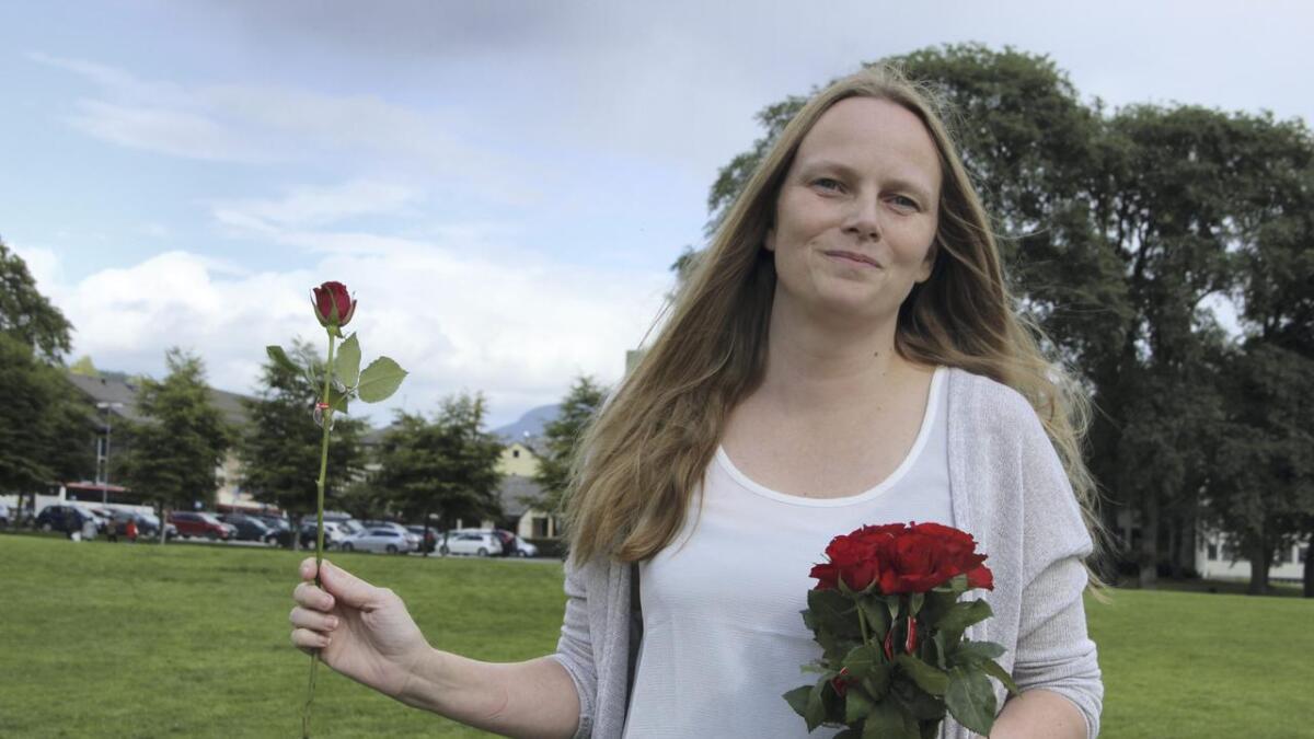 Linda Merkesdal (Ap) stiller som nummer 11 på Arbeidarpartiet si valliste for fylkestinget.