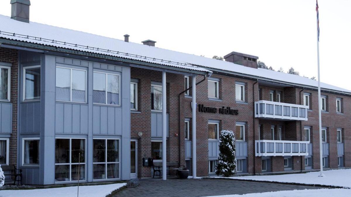 Tor Olaf Sannerholt er ansatt som ny eiendomssjef i Nome kommune.