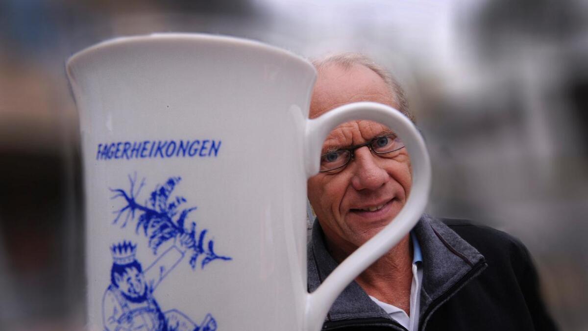 Gunnar Bjørn Solfjeld, Tvedestrand Turn & Idrettsfor-ening.