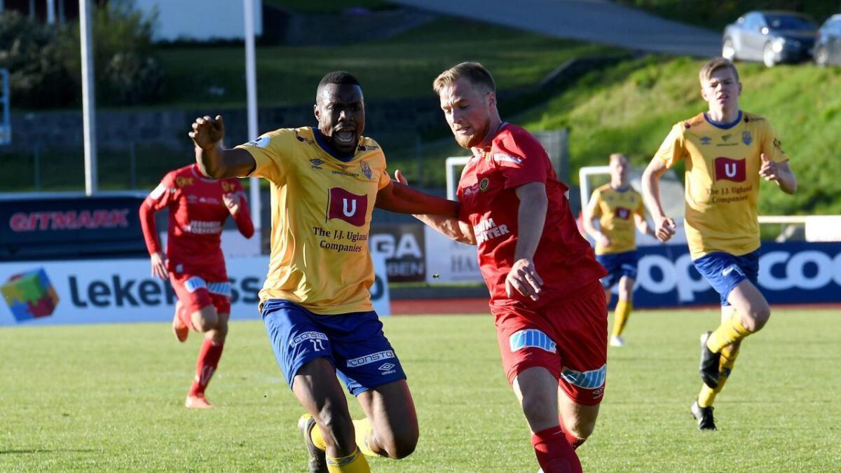 Jerv har hatt et godt tak på Sandnes Ulf ved tidligere anledninger, selv om det ble uavgjort i begge kampene i fjor.