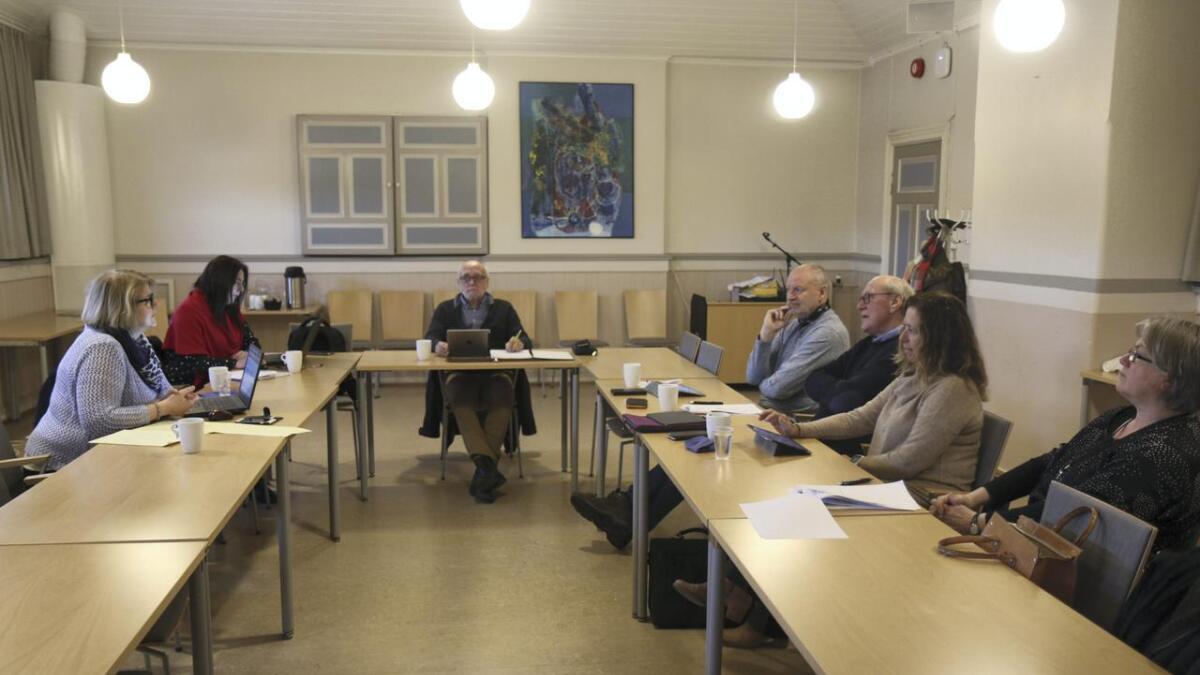 Kontrollutvalget blir bedt om å se på arbeidsfolkene i Porsgrunn kommune.
