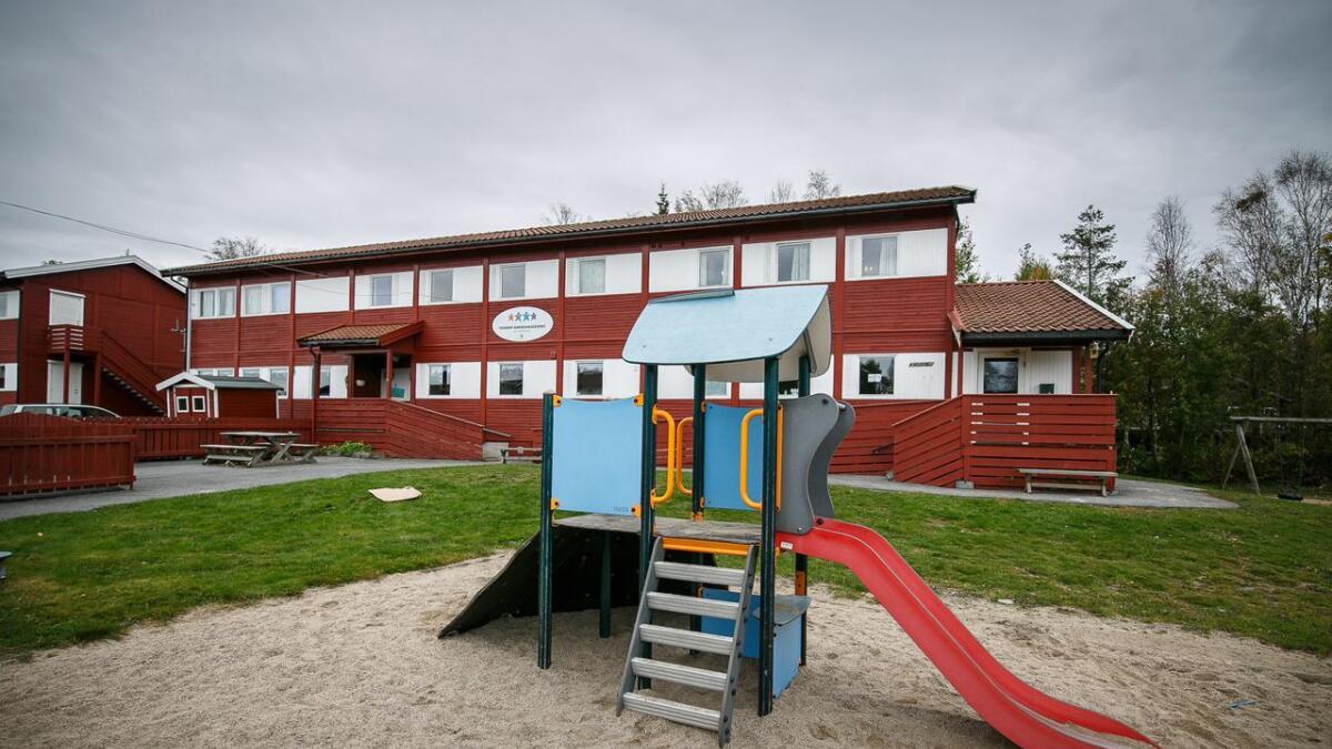 Hove barnehage ligger inne på mottaksområdet.