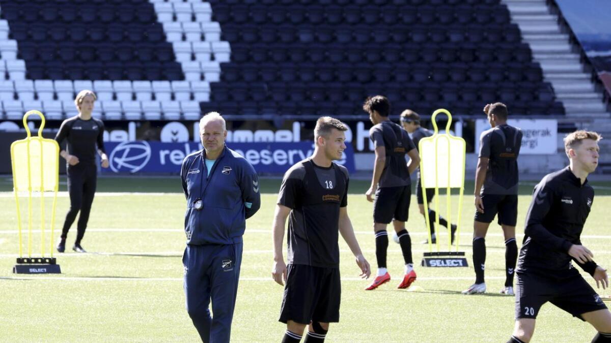 Dag-Eilev Fagermo og Odd er den 6. beste klubben i Europa til å benytte seg av egenutviklede spillere.