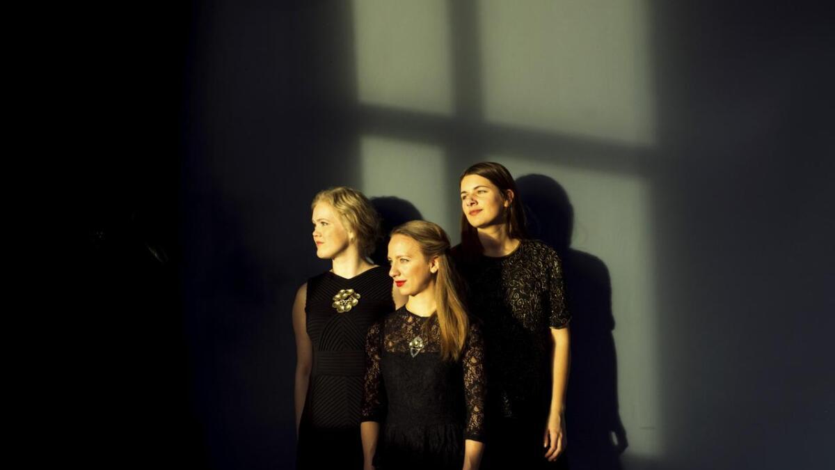 Trioen Raabygg serverer tradisjonsmusikk frå Indre Agder på sin eigen måte.