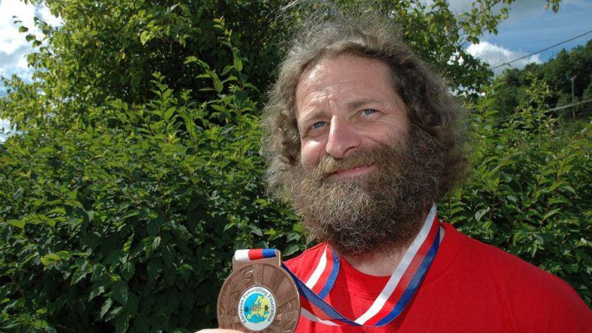 Birger Sundstøl vant onsdag verdensmesterskap i benkpress for veteraner, på New Zealand denne uke. (Arkivfoto)