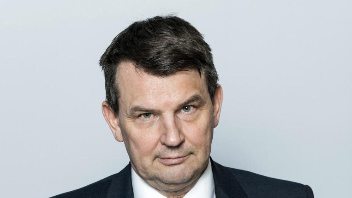 Tor Mikkel Wara (Frp).
