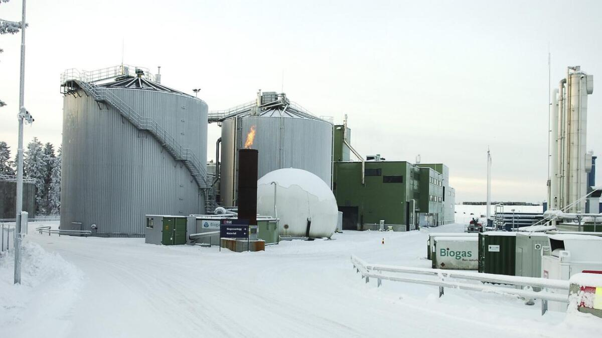 Biogassanlegget på Esval har varslet at de fra og inneværende måned vil motta husdyrgjødsel til biogassproduksjonen.