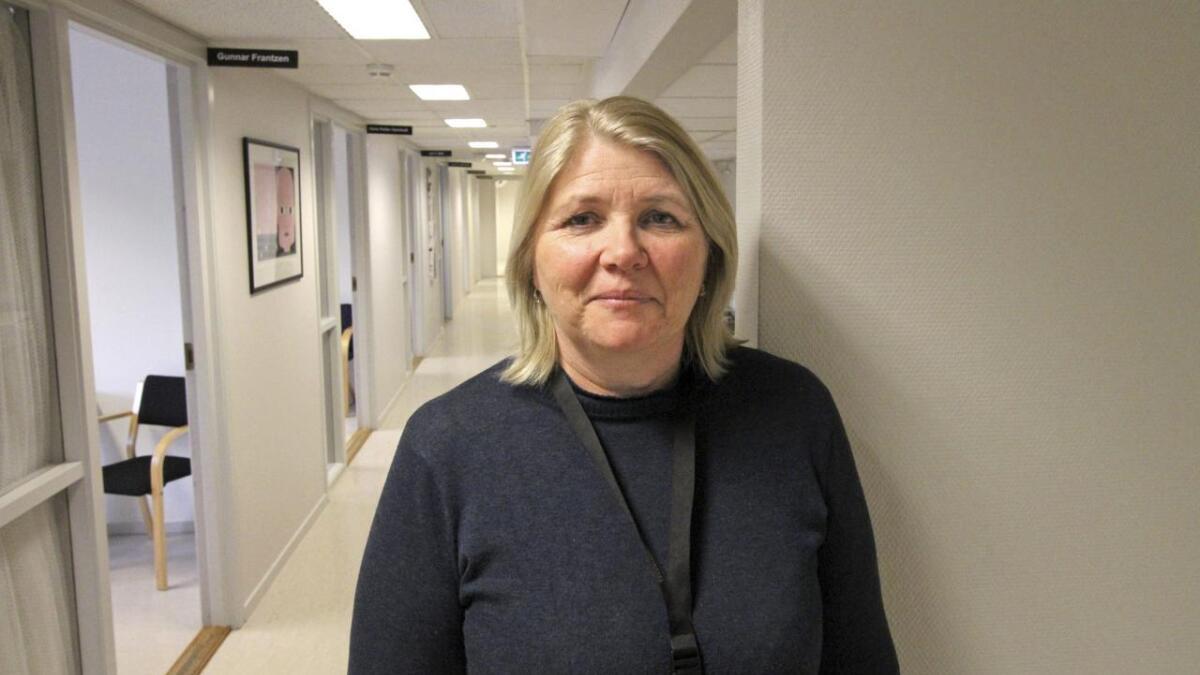 Anita Ballestad er eiendomssjef i Skien kommune.