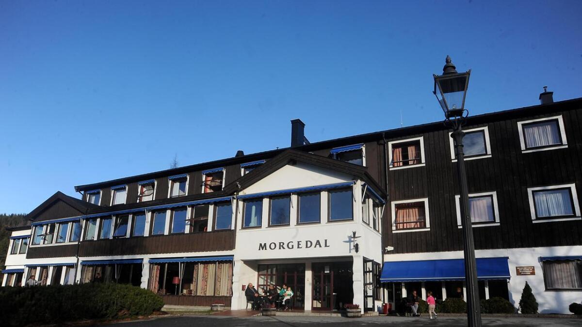 Morgedal Hotell «gjenoppstår» som hotell og åpner dørene 10. juni neste år.ARKIV