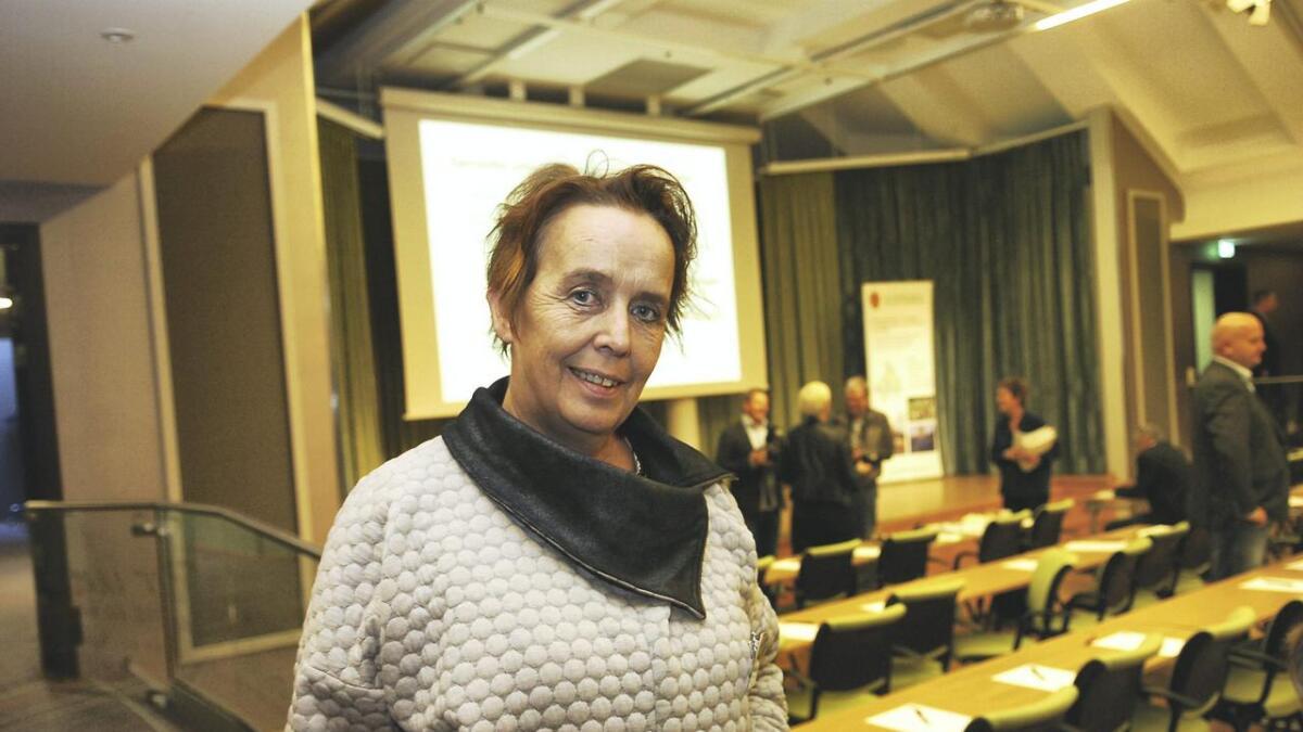 Vivian Wahl topper Senterpartiets liste til høstens kommunevalg.