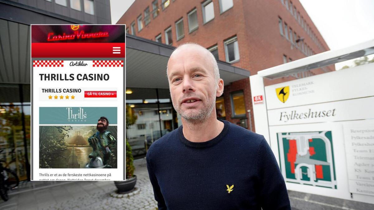 – Vi linket til feil side, sier Tore Kamfjord, som er prosjektleder for miljøvennlige reiser i Bypakke Grenland.