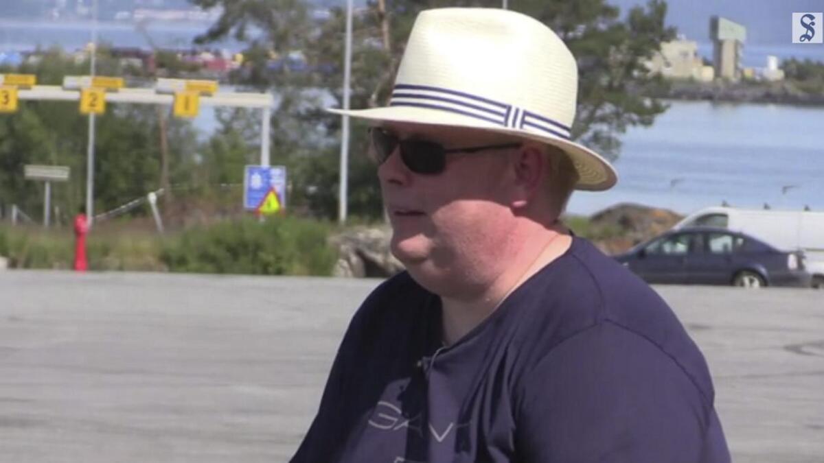 Arne Torget er gjest i rykande fersk episode av «På tur i bilar med sjel».