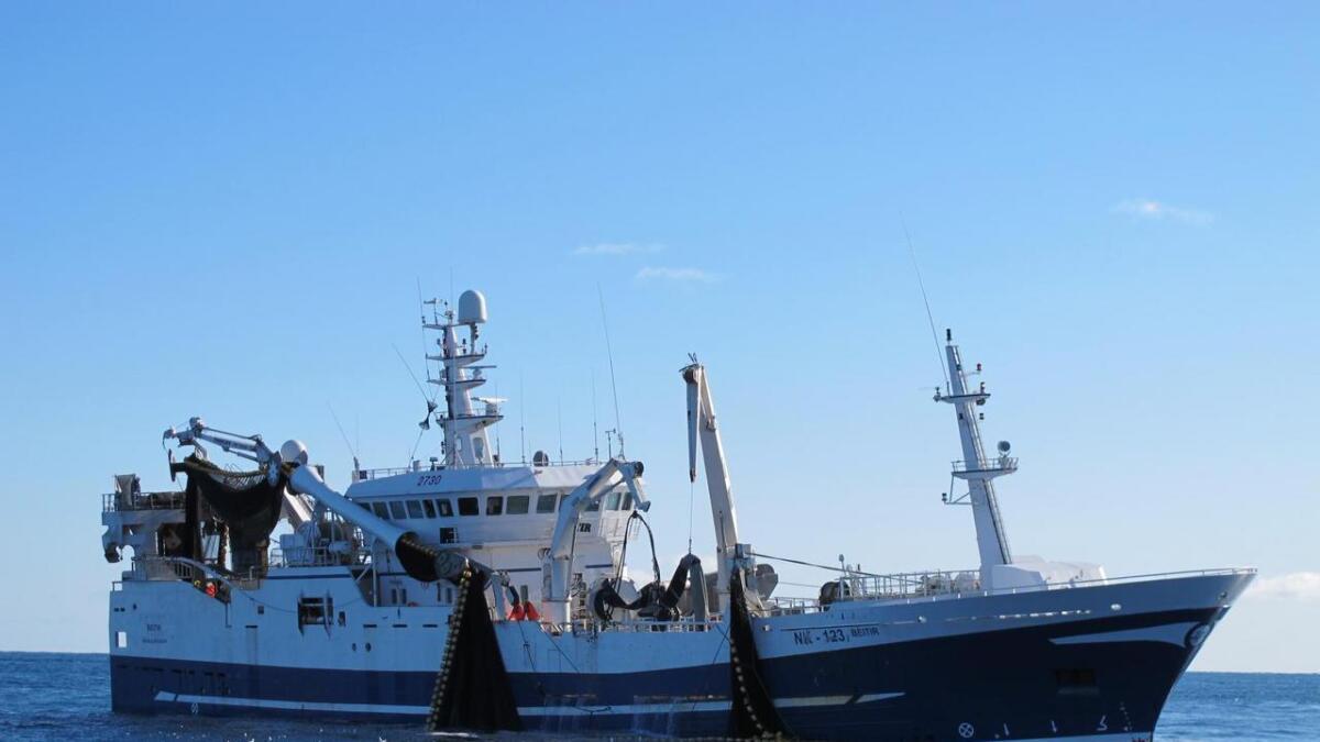 Fiskefartøyet «Gardar» er det første skipet som får ettermontert ein motor av type Wärtsilä 31.
