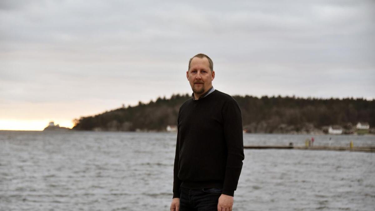 Sps fylkesordførerkandidat Oddbjørn Kylland (bildet) svarer på Lars Vidar Moens Agderposten-innlegg 9. mai (faksimilen). Arkiv