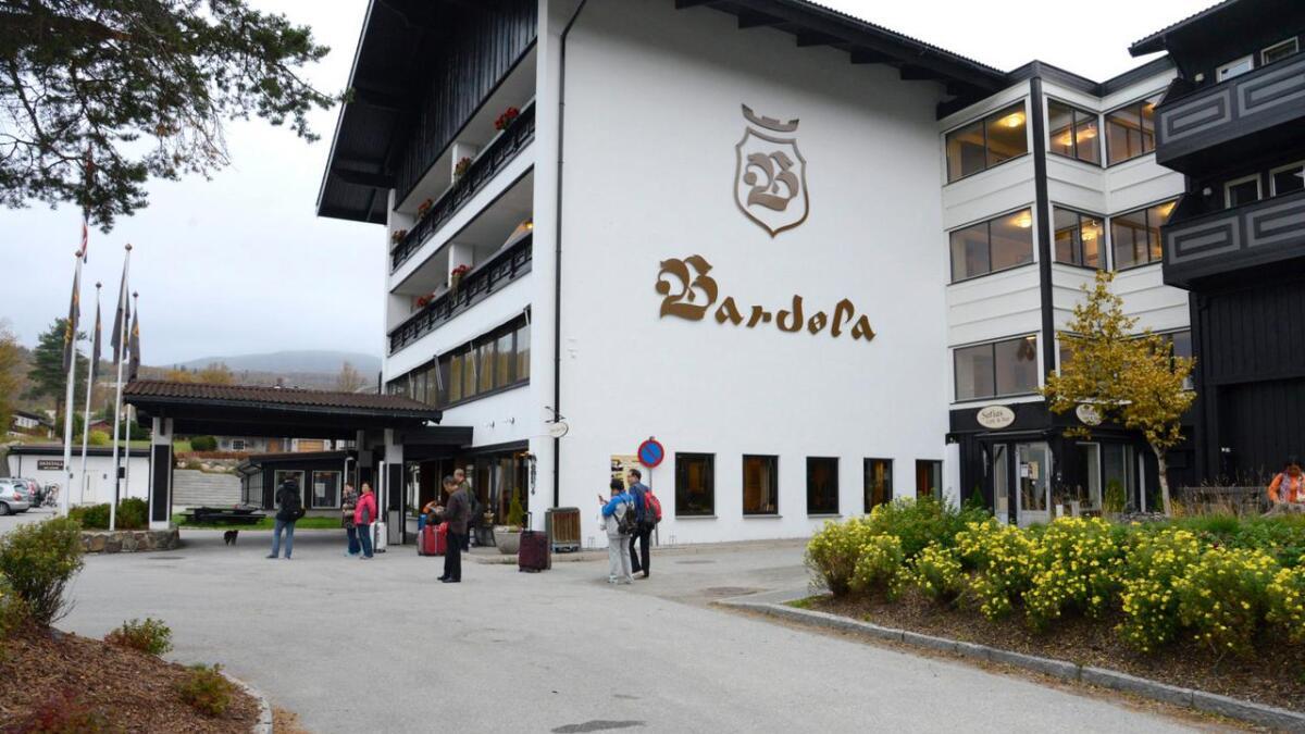Bardøla Høyfjellshotell blir ikkje berre hotell etter nyttår. Då blir det også skule her.