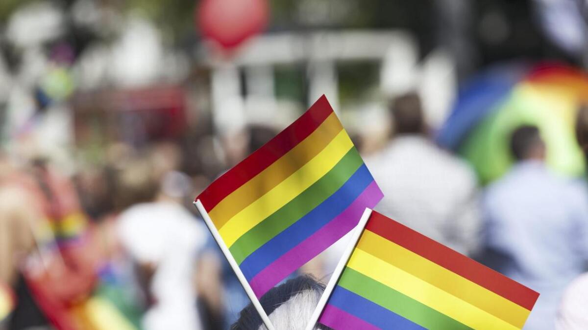 Laurdag blir det arrangert prideparade i Leirvik sentrum.