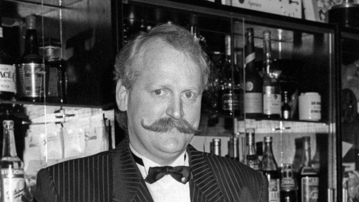 Barsjef Henning Dolve gav råd om julebordsdrinkar utan alkohol.