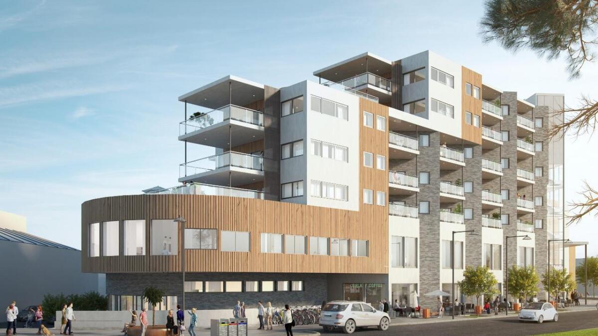 Fylkesmannen avviser klagen mot Årneskvartalet. Saken er endelig, og prosjektet kan utvikles i tråd med planene.