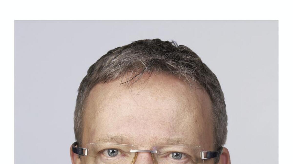 Anders Kvam i Finanstilsynet mener at vergen er ansvarlig for lånene. Pressefoto