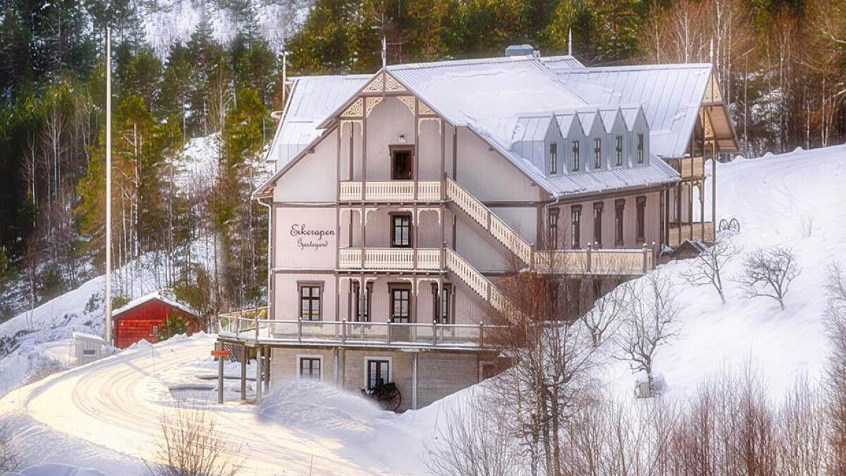 Borna sin jolemarknad blir skipa til i Eikerapen gjestegard til helga med program frå fredag til og med sundag.