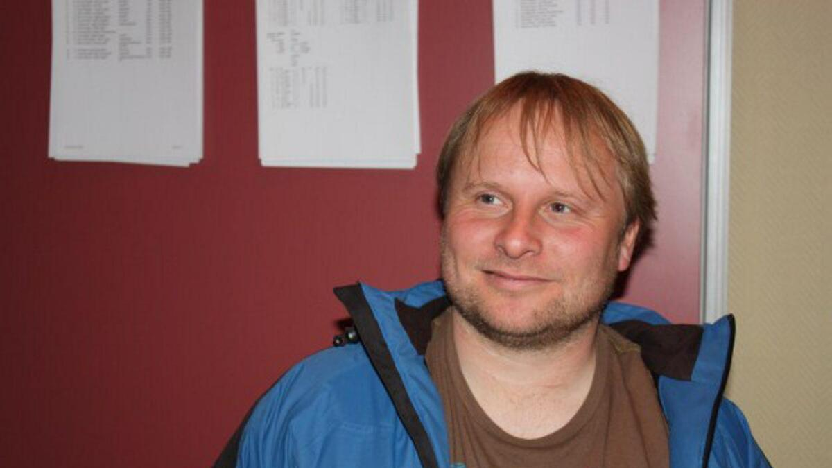 Sigurd Evjen gler seg til å spele NM på heimebane i helga.