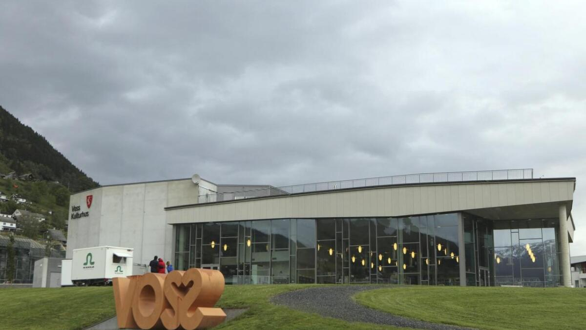 Voss Kulturhus.
