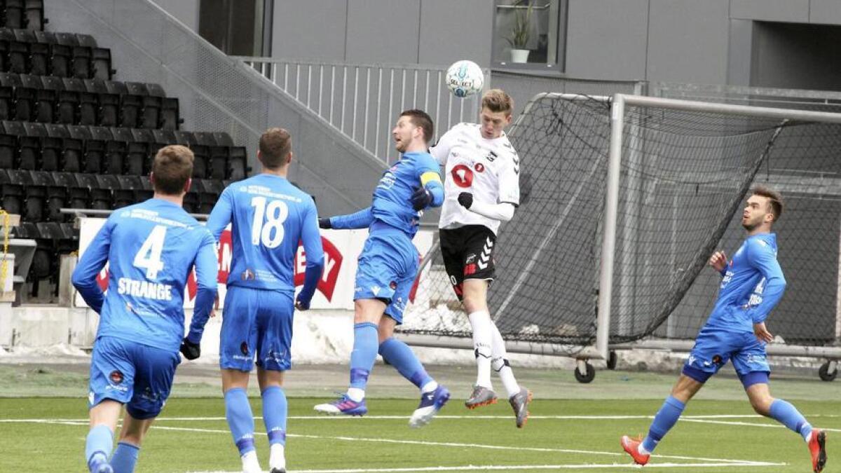 Det kan bli nye dueller mellom Tobias Lauritsen og Steffen Jenssen onsdag.