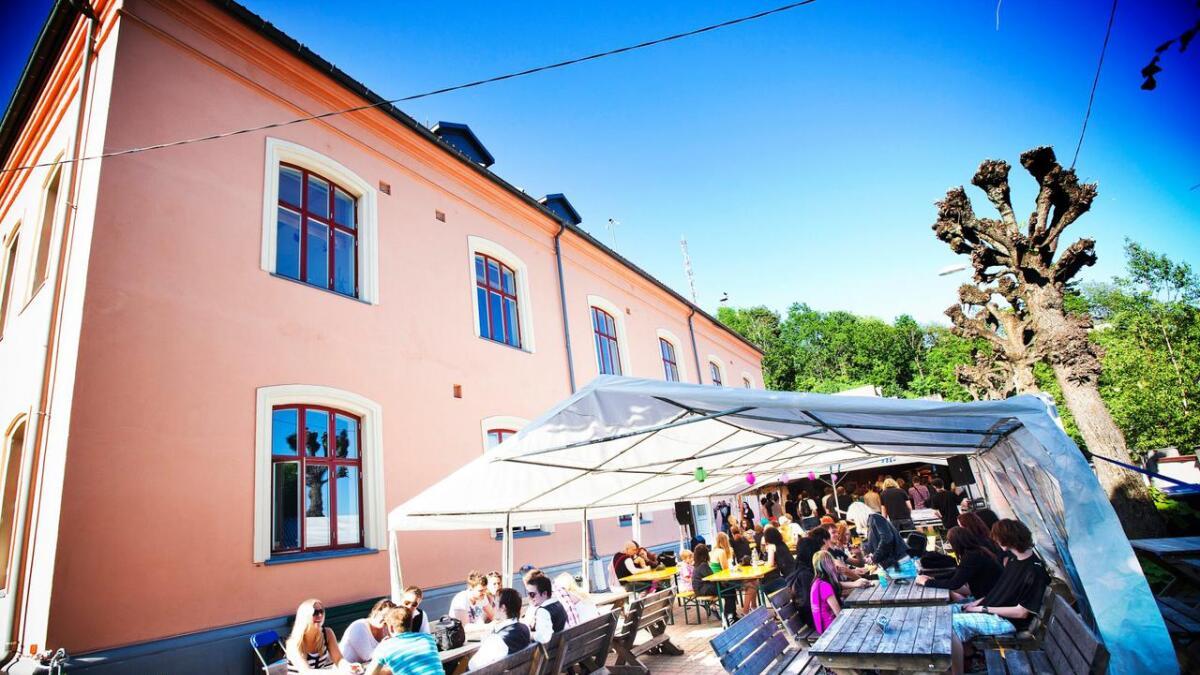 Bildet er tatt i forbindelse med en tidligere konsert på Munkehaugen.