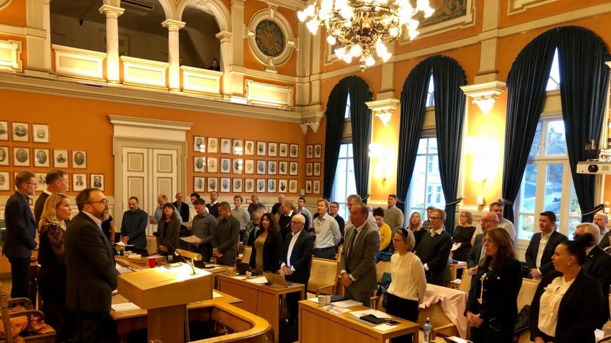Disse er klare for bystyret i Skien kommune.