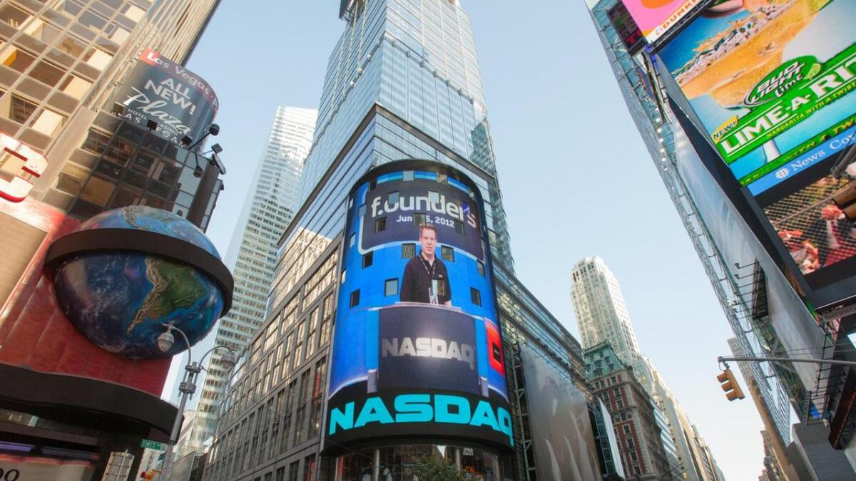 I 2008 selde Nord Pool dei to selskapa sine Nord Pool Clearing og Nord Pool Consulting til Amerikas største aksjeselskap, Nasdaq OMX, New York, for 80 millionar kroner. (Arkivfoto).