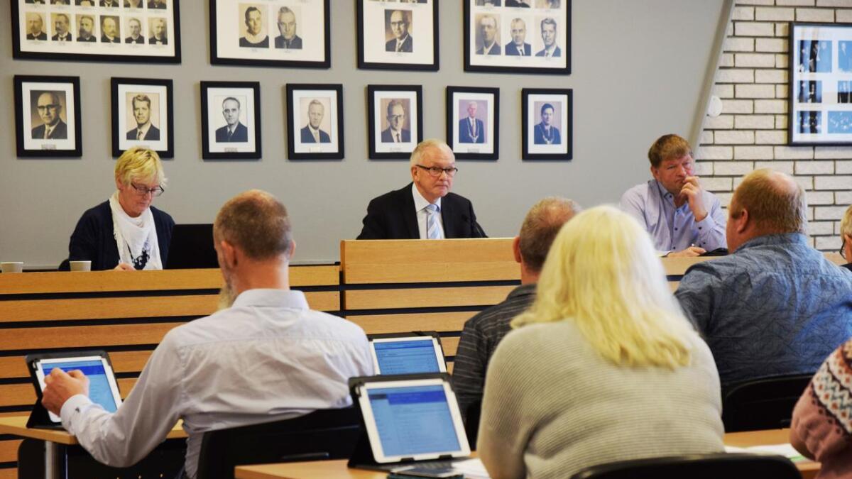 Det er nå klart hvem som tar plass i Andøy kommunestyre for perioden 2019-2023.