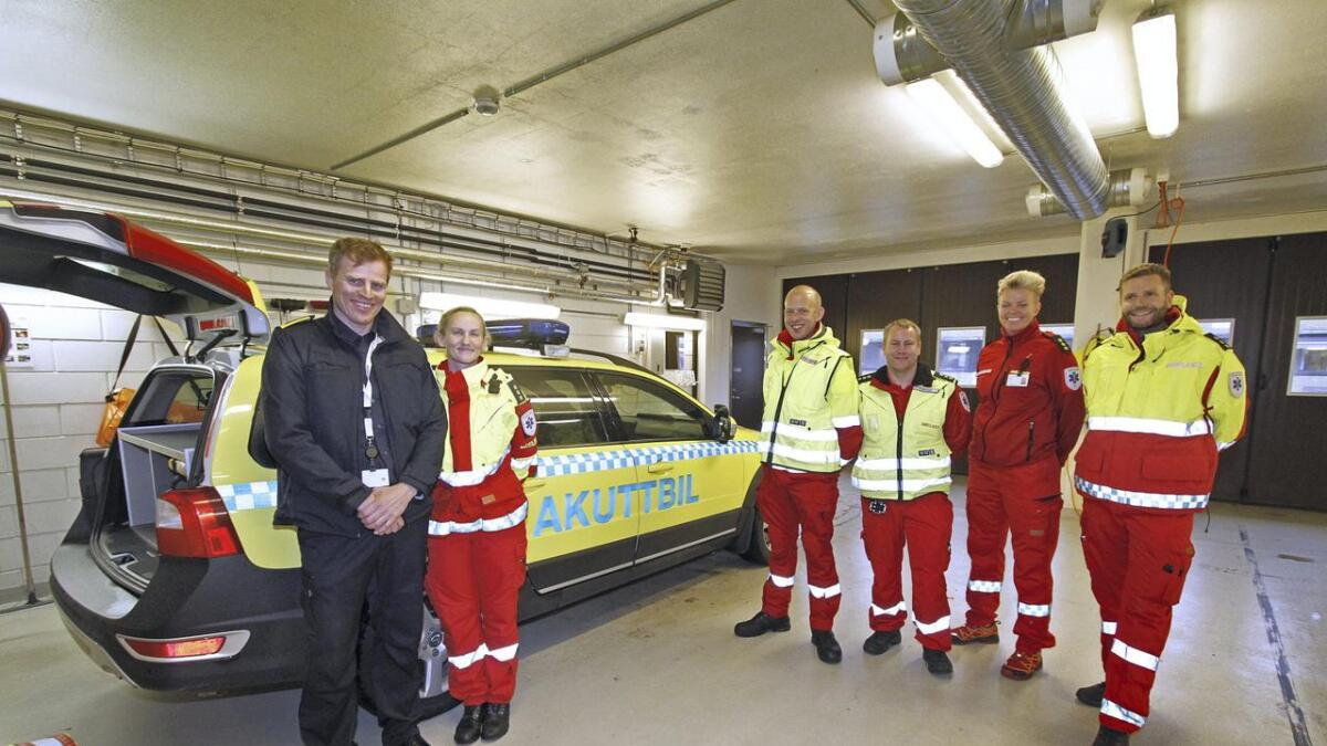 Finn Robert Lund, Anne Marte Fredriksen, Erlend Berge, Espen Østvedt Skjellaug, Marie Kili og Håvard Øverbø. Begge