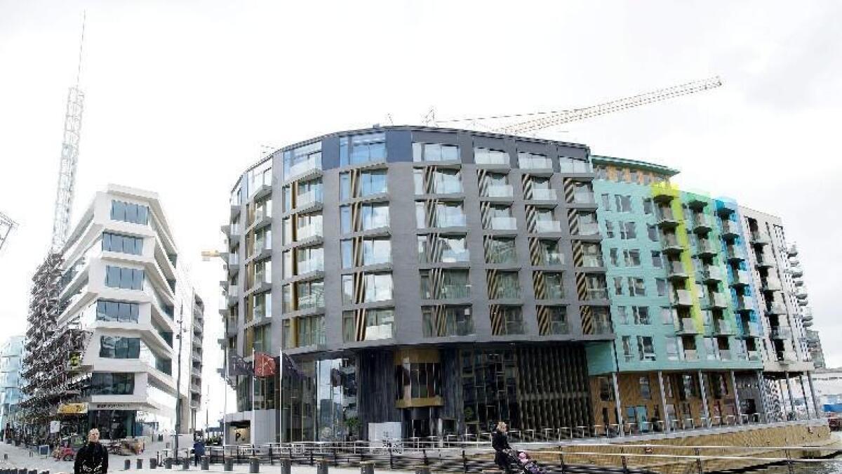 First House har blant annet fått refundert regninger fra middager på The Thief i Oslo.