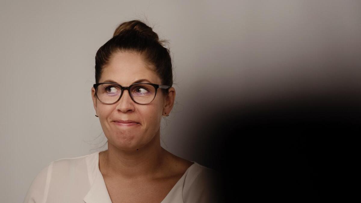Heidi Granli (Ap) har gjort eit brakval.