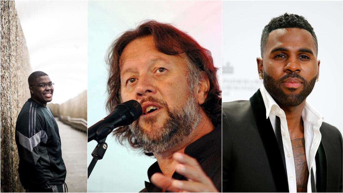 Hkeem, Bjørn Eidsvåg og Jason Derulo er blant artistene som har rettet krav mot konkursboet til Hove-festivalen.
