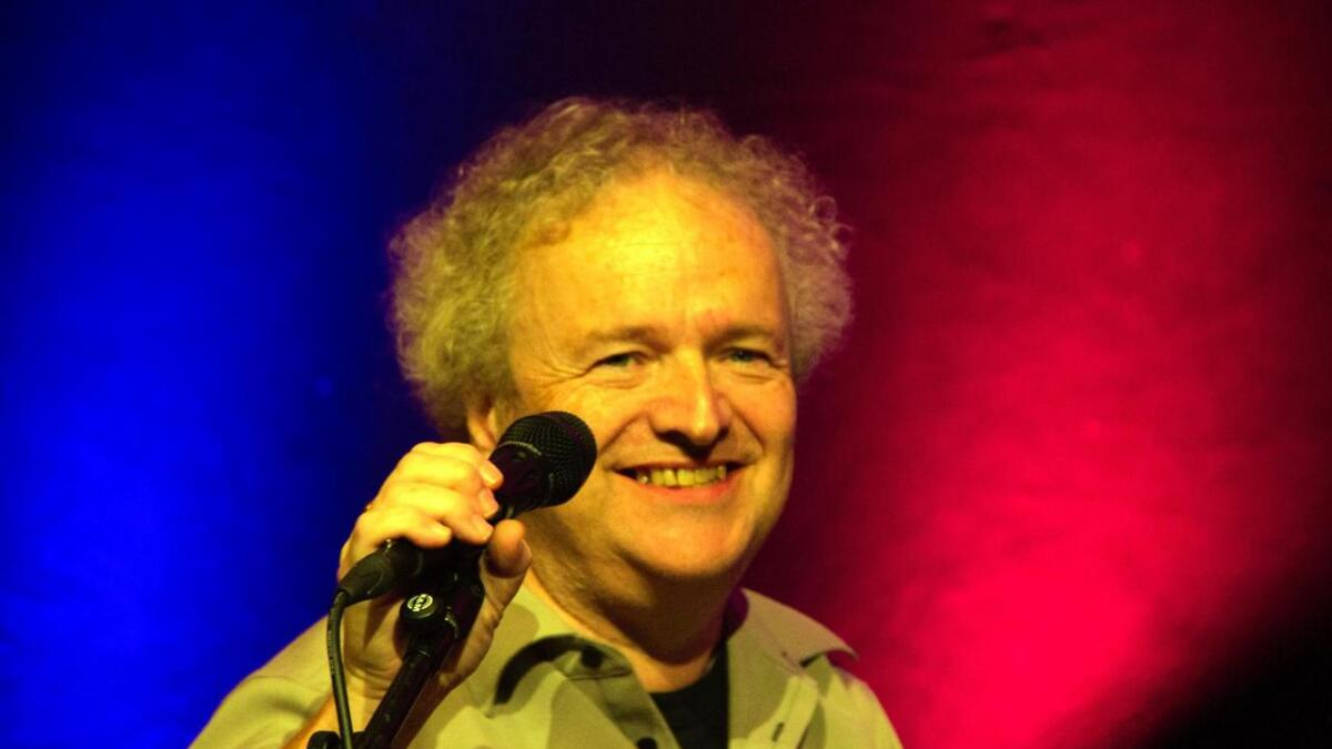 Tett mellom latterkulene i salen, då  Wolfgang Plagge kåserte seg gjennom musikkhistoria.
