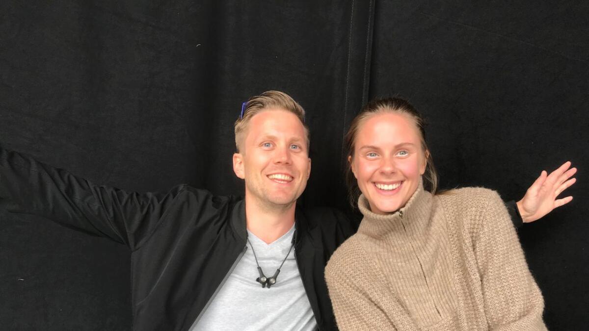 Åsmund Bernard Knutson og Hege Nesset er produsenter og låtskrivere.