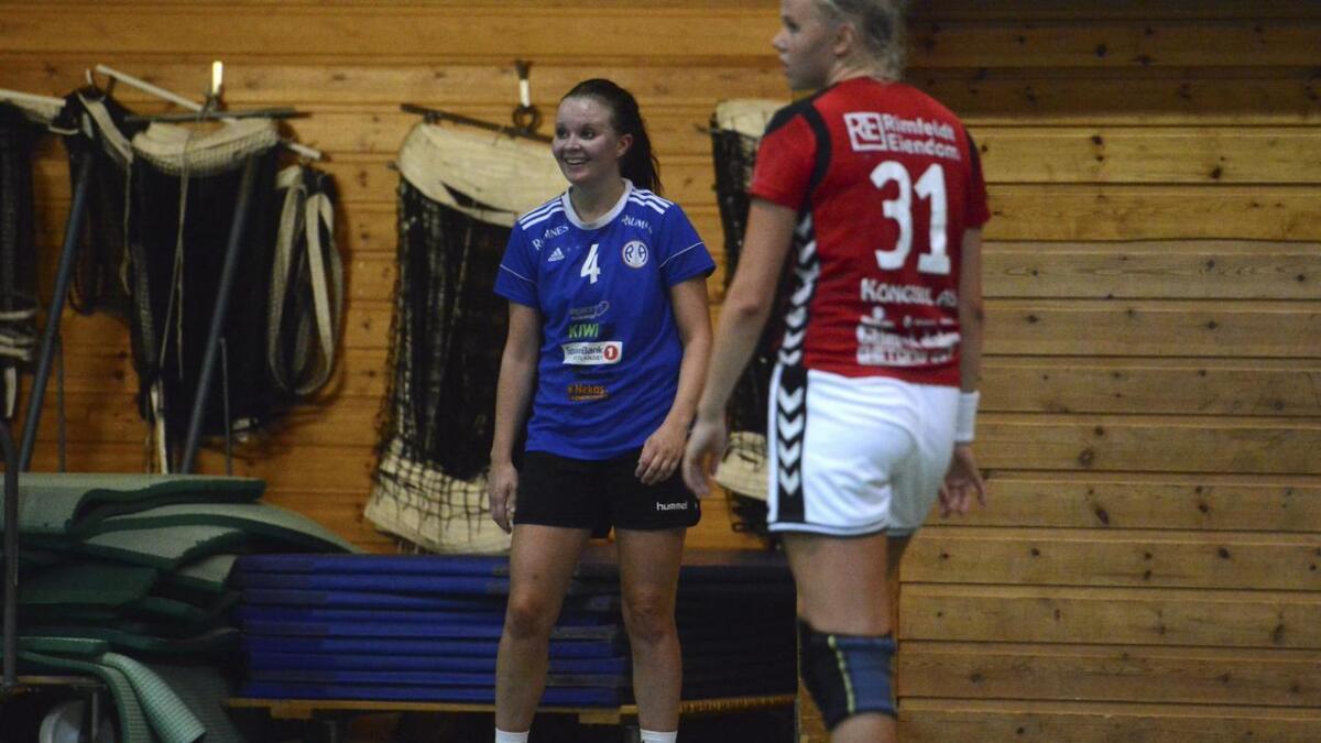Ann-Petrin Unes scoret seks mål, men kunne ikke hindre stortap for R&Å-damene. Bildet er fra høstens cupkamp mot Kongsvinger IL.Arkiv