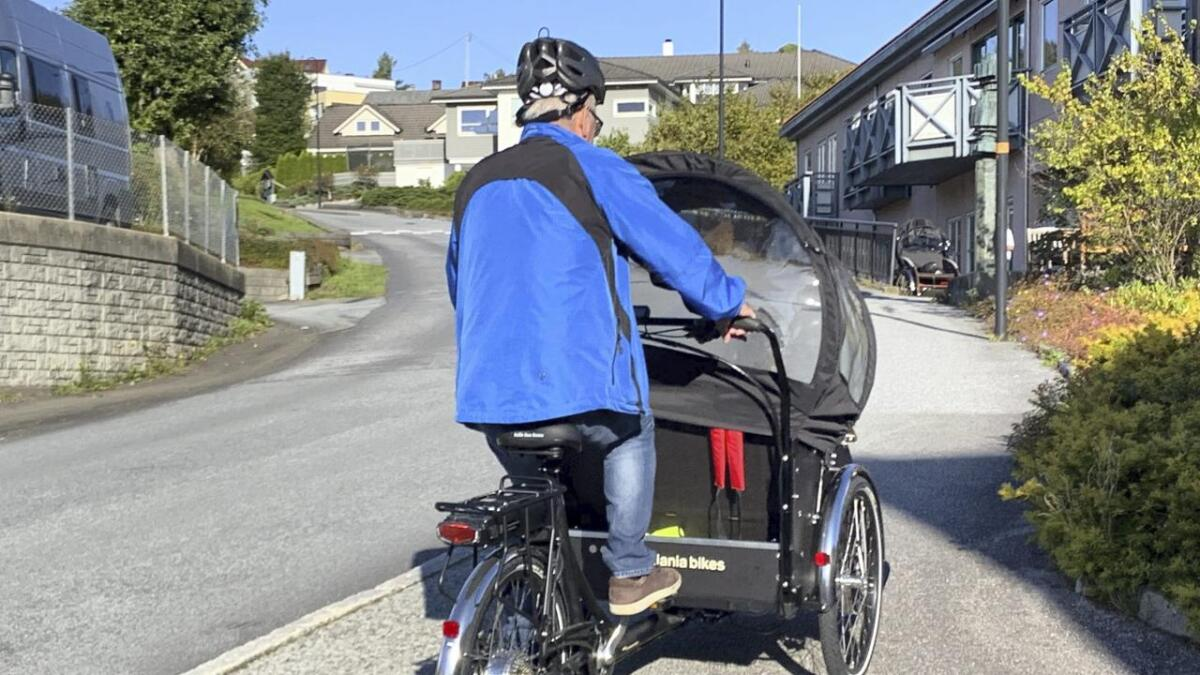 At innbyggjarar i Stord no kan få låna seg elsykkel til persontransport er eit svært godt tiltak, meiner Sunnhordland på leiarplass.