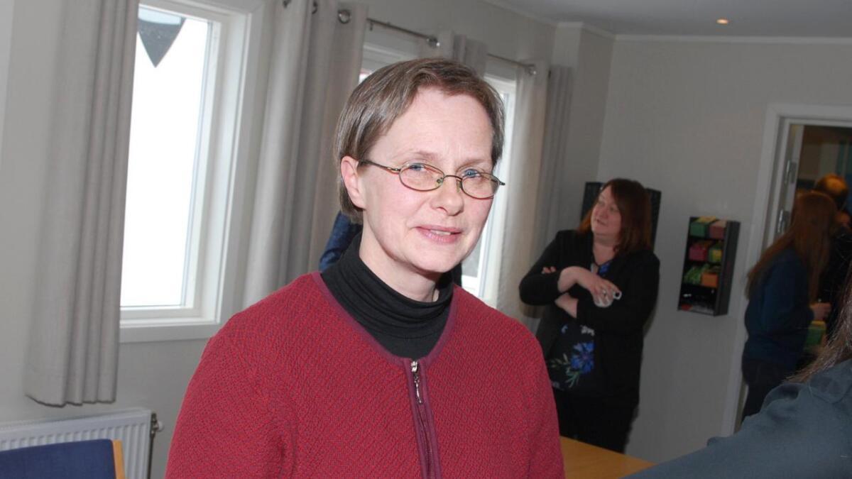 Gøril Karlsen (SV) la fram forslag i Bø kommunestyre om å avslutte intensjonsavtalen med Zalaris.