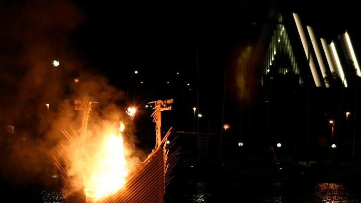 Ildfest på Marmelkroken er et av de nye innslagene i Nordlystfestivalen, som går av stabelen i Andøy fra 10. til 14. februar.