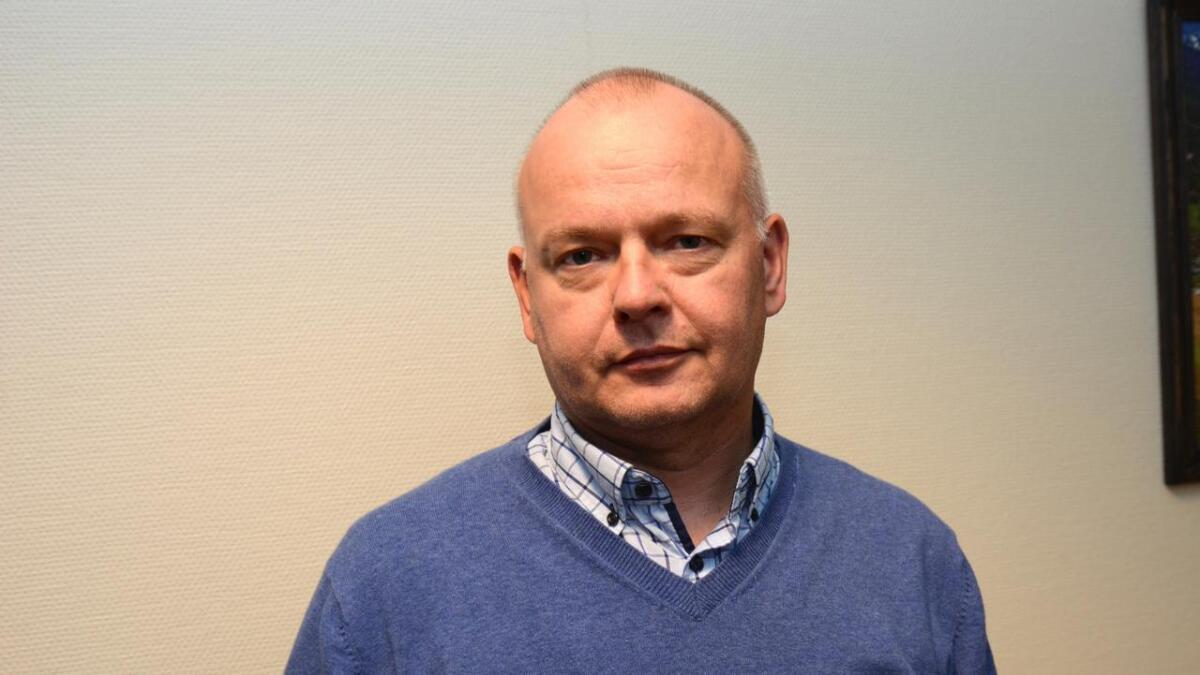 Ap-leiar Frode Aaslid forventar bra samarbeidsklima i kommunestyret dei fire neste åra. Han seier partiet er inne i ein positiv trend.