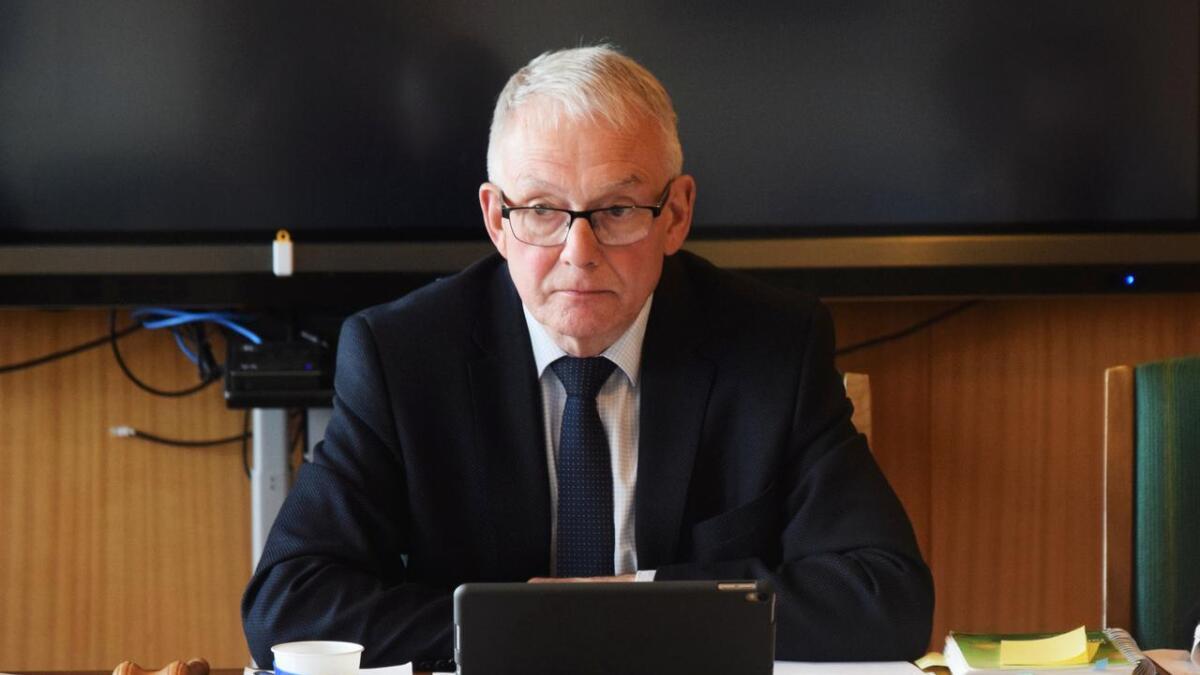 – Vi hadde ventet oss en reaksjon, selvsagt hadde vi det, erkjenner avtroppende Høyre-ordfører Jonni Solsvik.