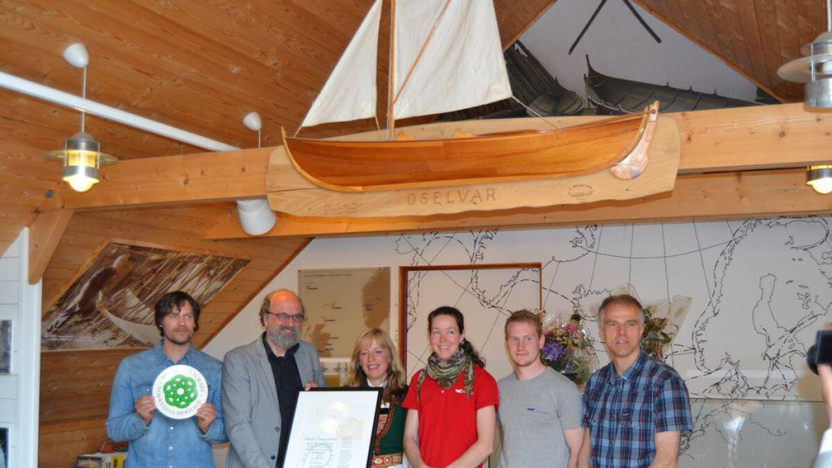 Olavsrosa er norsk kulturarv sitt kvalitetsmerke og viser veg til eineståande opplevingar rotfesta i den norske kulturarven.