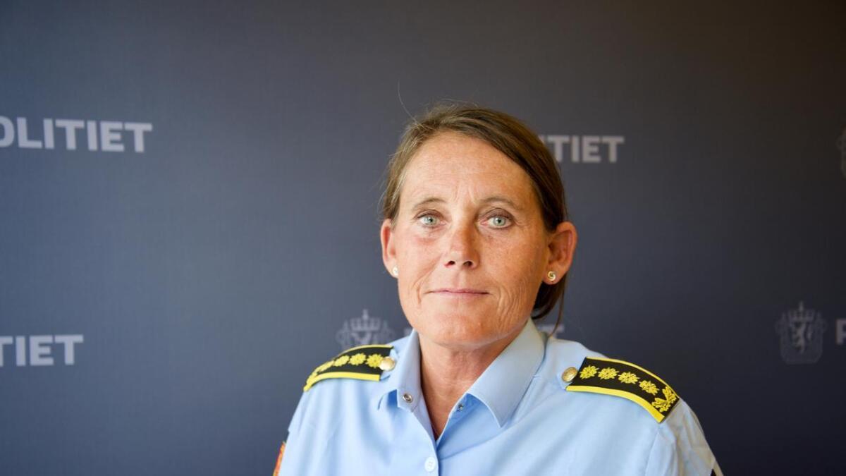 Leder for felles enhet for forebygging i Sør-Øst Politidistrikt, Nina Karstensen Bjørlo.