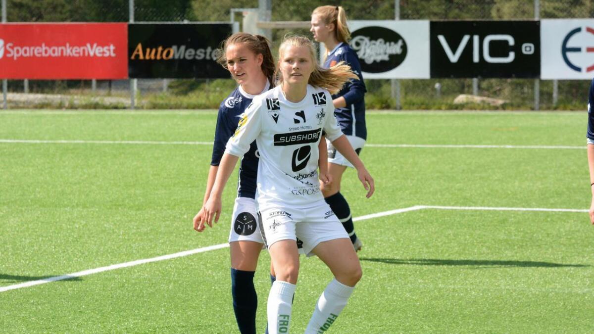 Norge sitt J16-landslag og Ida Holm Neset (biletet) er vidare til eliterunden i EM-kvalifiseringa, der eit nytt gruppespel ventar.
