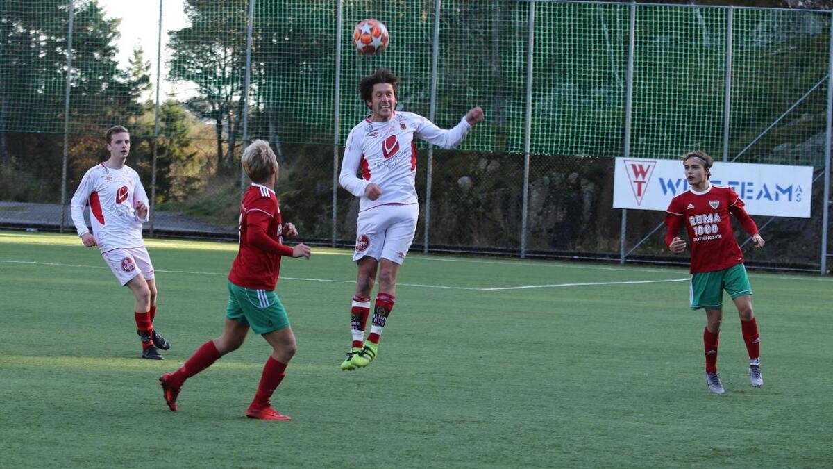 Ingen har skåra fleire mål for Fbk Voss sitt herrelag enn Olav Skjeldal. 37-åringen har også flest kampar på A-laget.