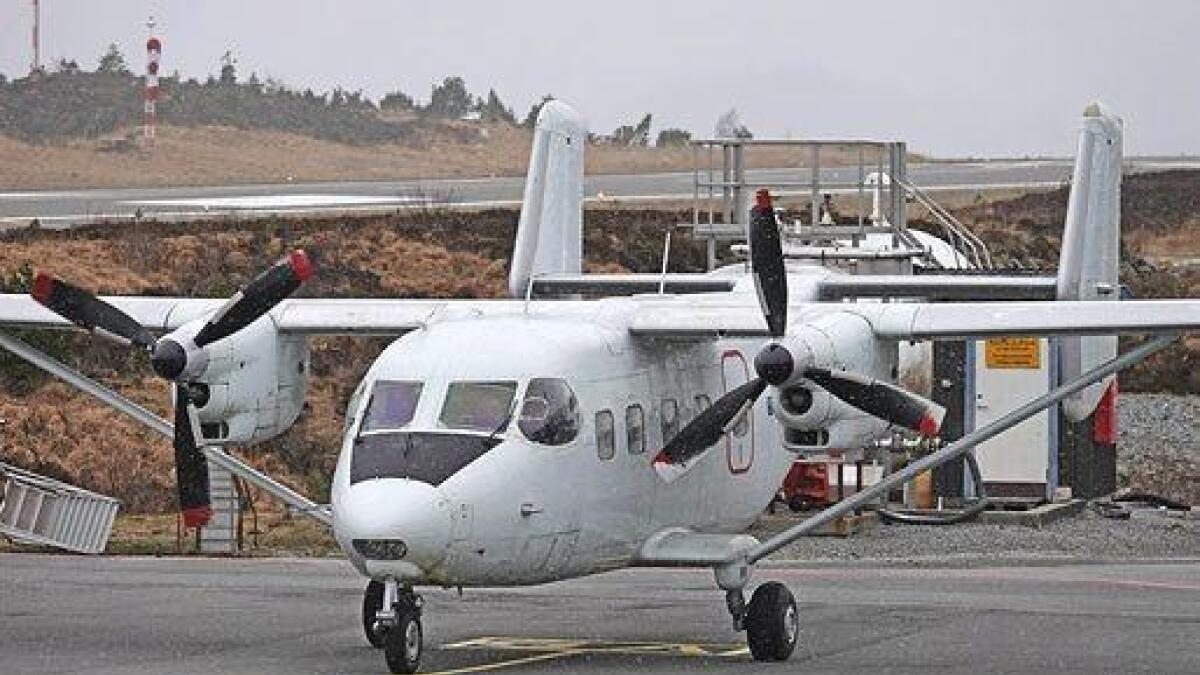 Siste fly av denne flytypen vart produsert i 1993, og det blir stadig færre å sjå på vingane. Dette flyet er på veg til Venezuela